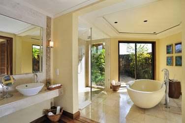 Salle de bain de la Exclusive Suite Villa