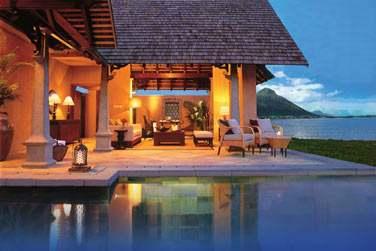 Luxury Suite Villa front de mer