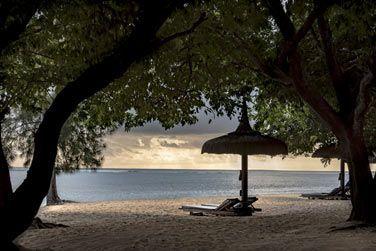 Détendez-vous sur cette merveilleuse plage de sable blanc...