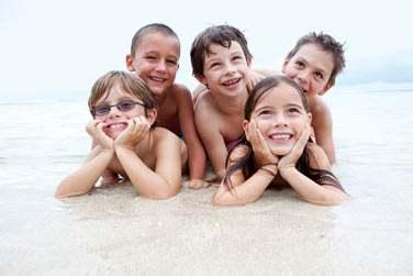 Le mini-club accueille vos enfants pendant les périodes de vacances scolaires