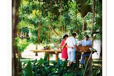 'Island Kitchen', une cuisine typiquement mauricienne à découvrir dans les jardins de l'hôtel