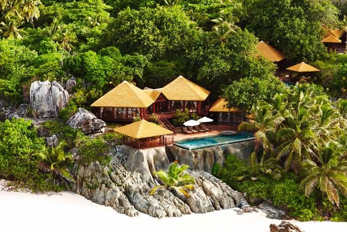 villa 2 chambres - résidence twin/spa avec piscine privée