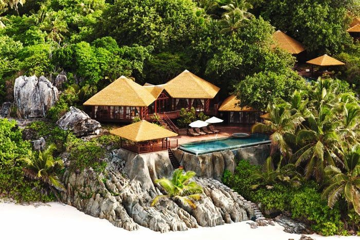 Hôtel Fregate Island Private 5* Luxe, Seychelles