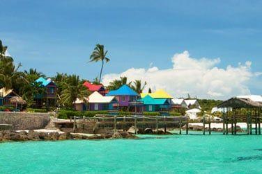 Découvrez les Bahamas avec le combiné 2 îles Nassau/Exumas