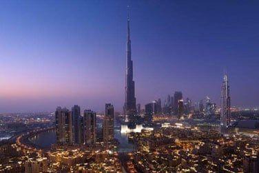 A Dubaï, au cœur du quartier branché...