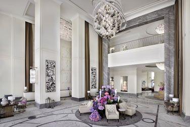 Un splendide hôtel 5* au coeur du quarteir moderne