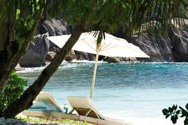 Petite anse est l'une des plus belles plages de l'île