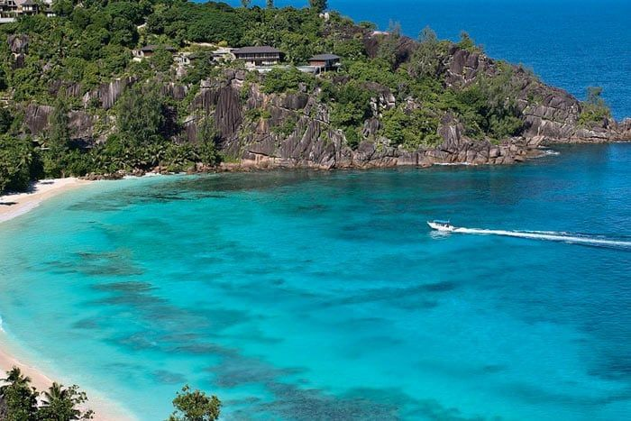 Combiné Dubaï/Seychelles - Paradis perchés 5* Luxe