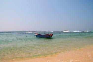 L'occasion d'un petit plongeon dans les eaux chaudes de l'océan Indien