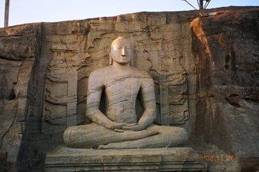 Ne manquez pas le site de Polonnaruwa, un immense parc archéologique à visiter en vélo