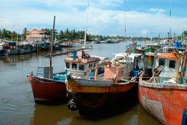 Et même de faire un arrêt dès votre arrivée à Negombo