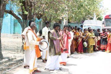 La communauté Tamoule de Jaffna