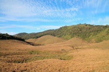 Horton Plains offre des panoramas de toute beauté