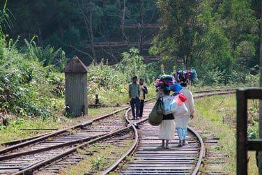 Pourquoi ne pas vous laisser tenter par un trajet en train local ?