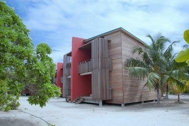 Un établissement confortable qui se soucie de la protection de l'environnement...