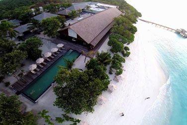 Séjournez au Barefoot Eco Hotel...