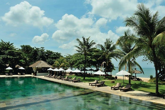 Hôtel Belmond Jimbaran Puri Bali 5*, Indonésie