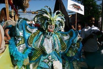 Cultura de carnaval en República Dominicana