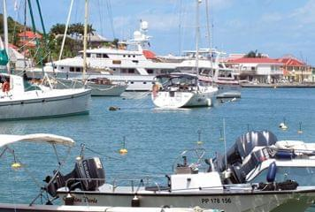 port saint barth