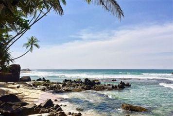 Sri Lanka Carte Des Plages.Top 5 Des Plus Belles Plages Du Sri Lanka